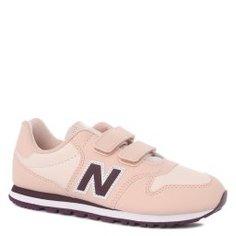 Кроссовки NEW BALANCE YV500 светло-розовый