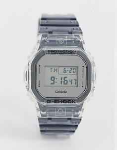 Прозрачные цифровые часы G-Shock Tough - Очистить Casio