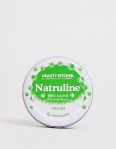 Бальзам для губ на растительной основе Beauty Kitchen - Natruline 20 г - Бесцветный