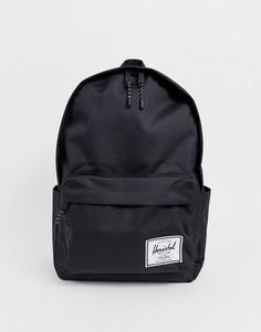 Черный рюкзак вместимостью 30 л Herschel Supply Co Classic XL - Черный