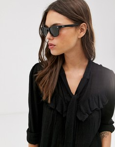 Черные солнцезащитные очки в классическом стиле Ray Ban - Черный