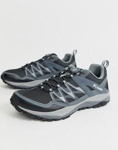 Черные походные ботинки Columbia - Wayfinder - Черный