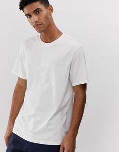 Белая свободная футболка с логотипом и вышивкой Levis YOUTH - Белый