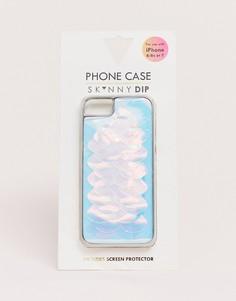 Чехол для iPhone 6/6s/7/8 от Skinnydip - Синий
