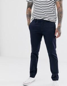 Темно-синие чиносы скинни Polo Ralph Lauren - Черный