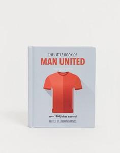 Книга The little book of Man United - Мульти Books