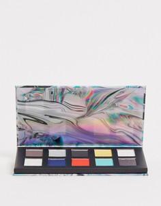 Эксклюзивная палитра теней для век Aquaria x NYX Professional Makeup - Мульти
