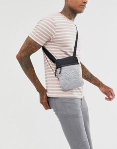 Серая трикотажная сумка для авиапутешествий Timberland - Серый