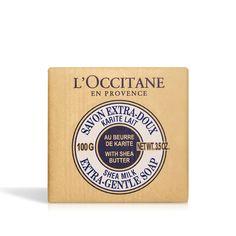 Мыло туалетное Молоко LOccitane