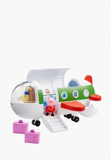 Набор игровой Росмэн Самолет с фигуркой Пеппы