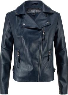 Куртки Куртка-косуха из искусственной кожи Bonprix