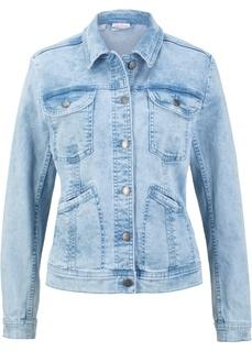 Джинсовые куртки Куртка из эластичного денима Bonprix