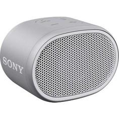 Портативная колонка Sony SRS-XB01 white