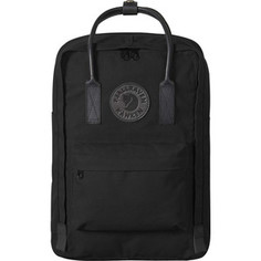Рюкзак Fjallraven Kanken No.2 Laptop 15 Black Edition 23568/550