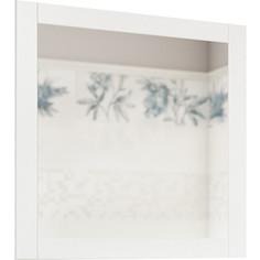 Зеркало Sanflor Ванесса 72 белый (C000005878)