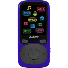 MP3 плеер Digma B4 8Gb blue