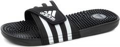 Шлепанцы мужские Adidas Adissage, размер 44.5