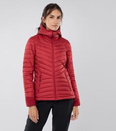 Куртка утепленная женская Columbia Windgates, размер 46
