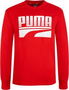 Свитшот мужской Puma Rebel Bold Crew, размер 48-50