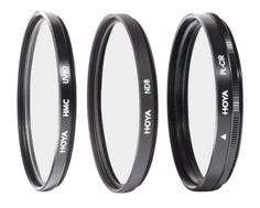 Светофильтр HOYA Digital Filter Kit HMC MULTI UV, Circular-PL, NDX8 - 67mm - набор светофильтров 24066059000