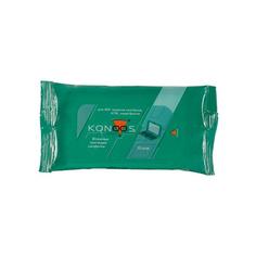 Салфетки Konoos KSN-15 Покетпак 15шт для экранов