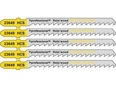 Пилка Metabo T244D HCS для дерева 5шт 623649000