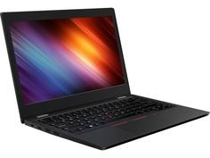 Ноутбук Lenovo ThinkPad L390 Black 20NR001FRT (Intel Core i5-8265U 1.6 GHz/4096Mb/256Gb SSD/Intel HD Graphics/Wi-Fi/Bluetooth/Cam/13.3/1366x768/DOS)