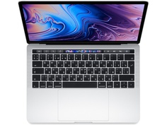 Ноутбук APPLE MacBook Pro 13 2019 MUHR2RU/A Silver (Intel Core i5 1.4 GHz/8192Mb/256Gb SSD/Intel Iris Plus Graphics/Wi-Fi/Bluetooth/Cam/13.3/Mac OS)