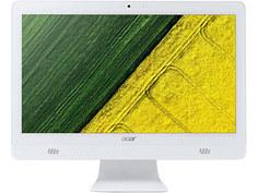 Моноблок Acer Aspire C20-820 White DQ.BC6ER.009 (Intel Pentium J3710 1.6 GHz/4096Mb/1000Gb/Intel HD Graphics/Wi-Fi/Bluetooth/19.5/1600x900/Windows 10 Home 64-bit)