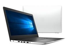 Ноутбук Dell Inspiron 3583 White 3583-3146 (Intel Core i3-8145U 2.1 GHz/8192Mb/256Gb SSD/Intel HD Graphics/Wi-Fi/Bluetooth/Cam/15.6/1920x1080/Windows 10 Home 64-bit)