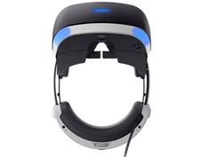 Шлем виртуальной реальности Sony PlayStation VR Mega Pack CUH-ZVR2 + PS Camera + 5 игр