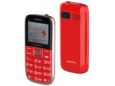 Сотовый телефон MAXVI B6 Red