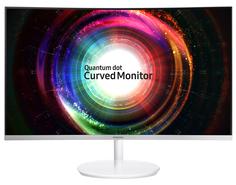 Монитор Samsung C32H711QEI White