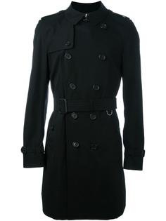 Burberry классическое двубортное пальто