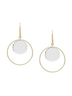 Isabel Marant Limpid drop earrings