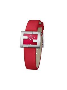 Fendi часы с логотипом FF