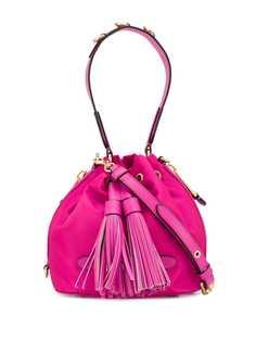 Moschino сумка-ведро с логотипом