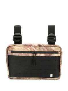 1017 ALYX 9SM маленький рюкзак с камуфляжным принтом