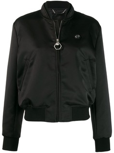 Philipp Plein куртка-бомбер Teddy Bear