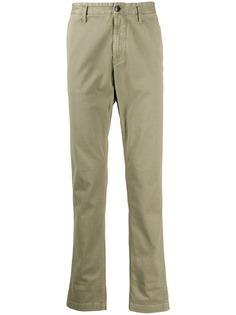 Stone Island классические брюки чинос кроя слим