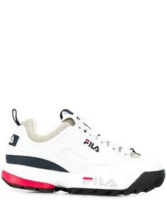 Fila кроссовки на шнуровке