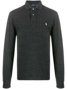 Polo Ralph Lauren рубашка-поло с длинными рукавами