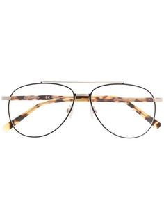 Salvatore Ferragamo Eyewear очки-авиаторы