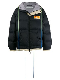 Off-White padded puffer jacket