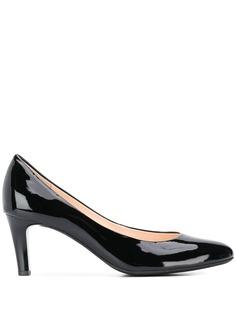 Hogl patent mid-heel pumps