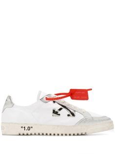 Off-White кроссовки 2.0 с логотипом