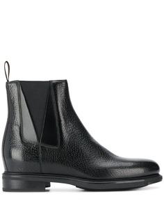 Santoni ботинки челси