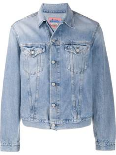 Acne Studios boxy denim jacket