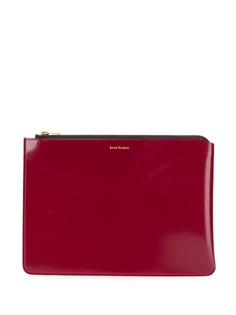 Acne Studios Malachite L clutch bag