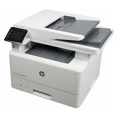 МФУ лазерный HP LaserJet Pro M428fdn, A4, лазерный, белый [w1a32a]